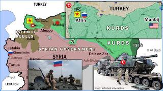 Η Ρωσία κυρίαρχος του παιχνιδιού στη Δυτική Συρία