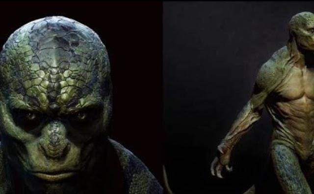 Reptilian Nedir - Reptilianlar Ve Anunnaki Irkları Savaşı