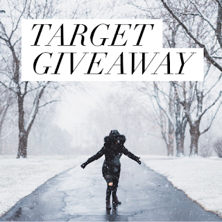 Enter the Target Insta Giveaway. Ends 1/10 Open WW