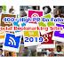 Top 400+ High PR Do Follow Social Bookmarking Sites List 2019