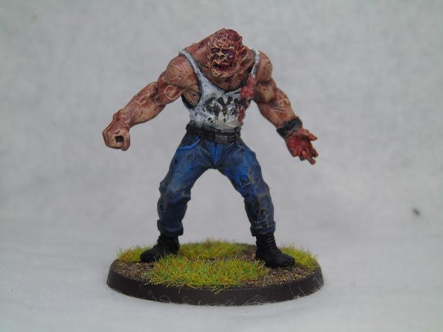 project z zombie beast zomtober
