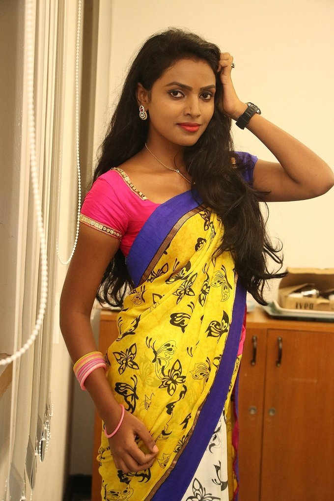 Soumiya at Ivan Edakoodamanavan Audio Launch Event Pics