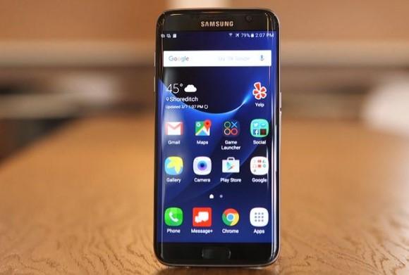 Smartphone Samsung S7 Edge