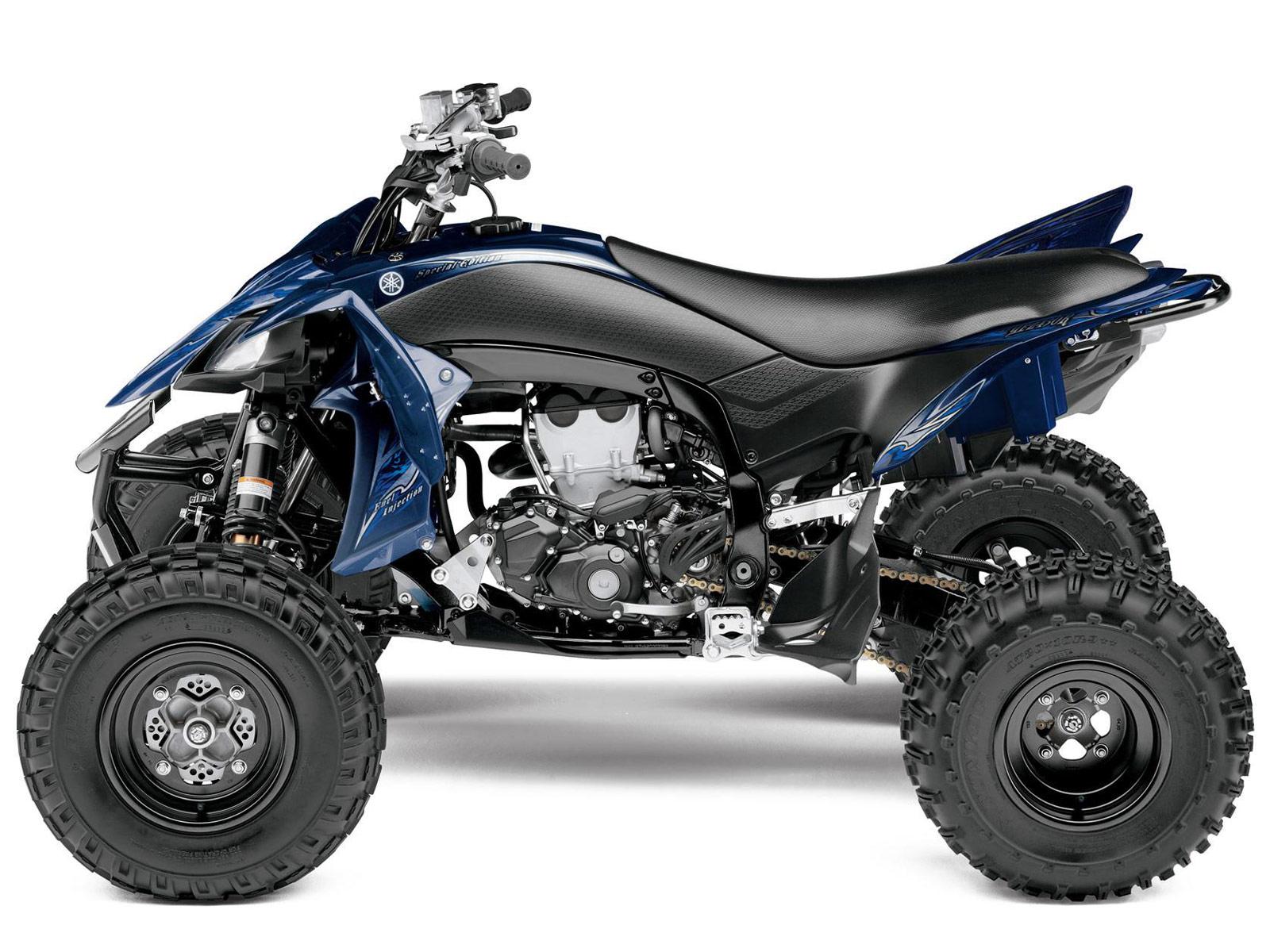 ... 2013 Yamaha Raptor YFZ450R SE ATV pictures 3