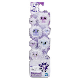 LPS Series 4 Frosted Wonderland Tube Cat (#No#) Pet