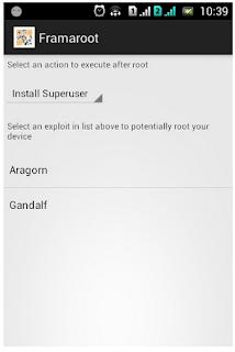Cara Root Samsung Galaxy V Tanpa PC Terbaru
