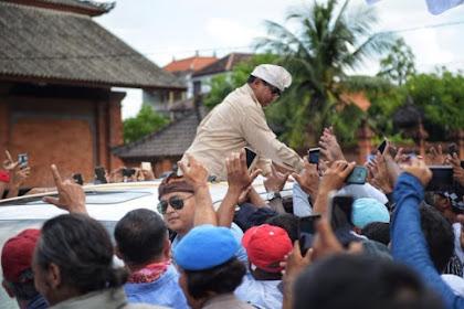 Prabowo: Banyak Partai Kepalanya ke Sana, Rakyatnya ke Sini
