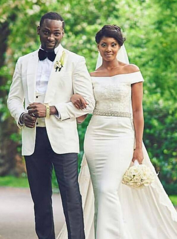 osas ighodaro wedding pictures