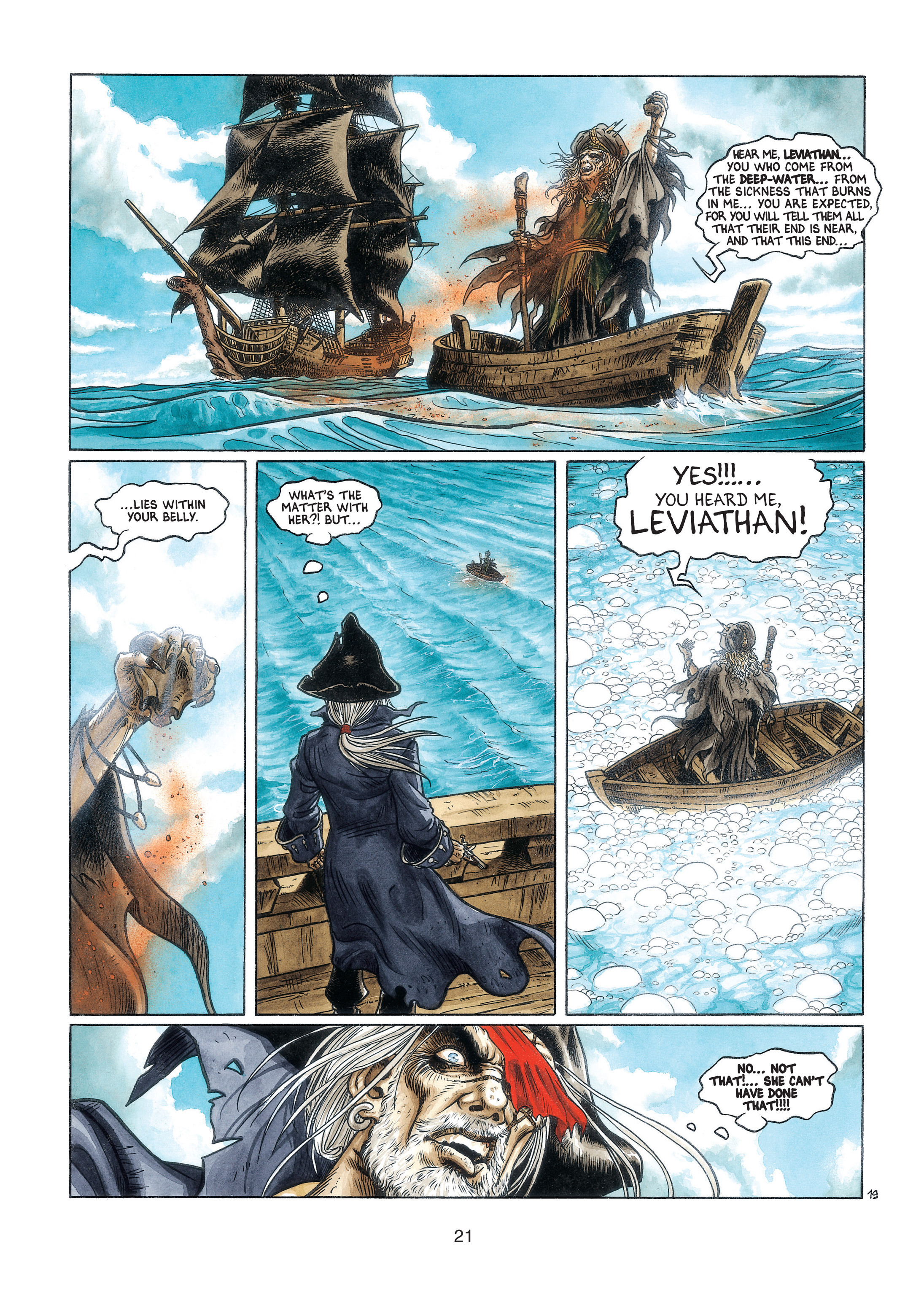 Read online Barracuda comic -  Issue #3 - 22
