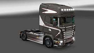 Scania RJL Topline paintjob