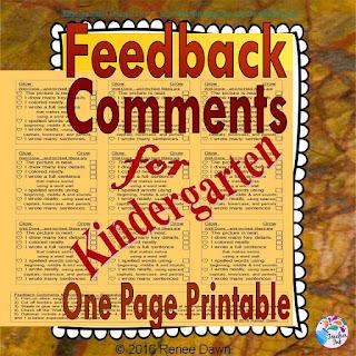 https://www.teacherspayteachers.com/Product/Feedback-Comments-2456521