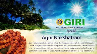 Agni Nakshatram
