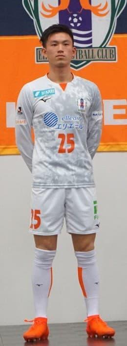 愛媛FC 2018 ユニフォーム-アウェイ