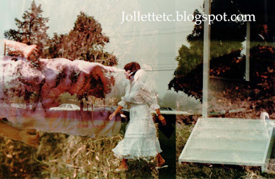 Double Exposed Photo http://jollettetc.blogspot.com