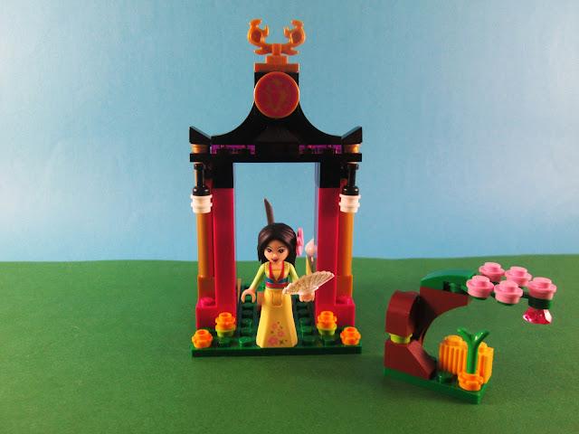 Set LEGO Disney 41151 Mulan's Training Day