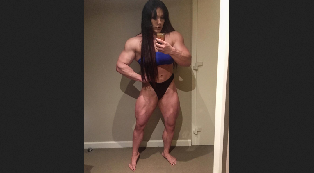 Female bodybuilders and fitness women (Part 2)