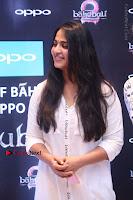 Actress Anushka Shetty New Pos in White Dress at World Of Baahubali Launch  0002.JPG