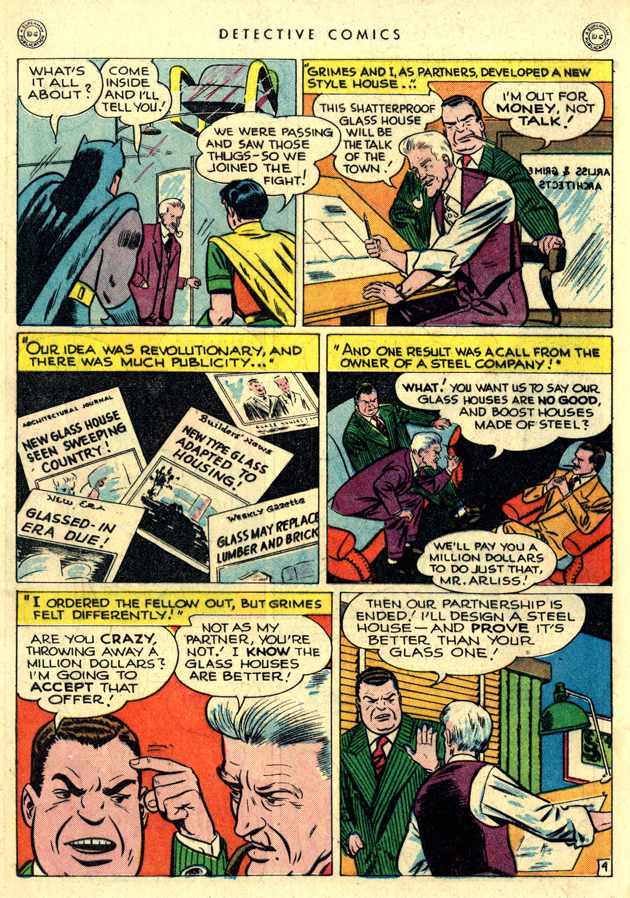 Read online Detective Comics (1937) comic -  Issue #115 - 6