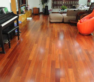 Các yếu tố làm cho sàn gỗ giáng hương nhà bạn trở nên sang trọng hơn