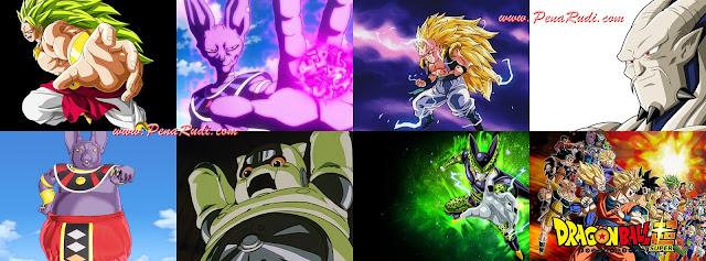 """Inilah 7 Karakter Mengagumkan Bergelar """"God Of Destruction"""" Di Dragon Ball Super,"""