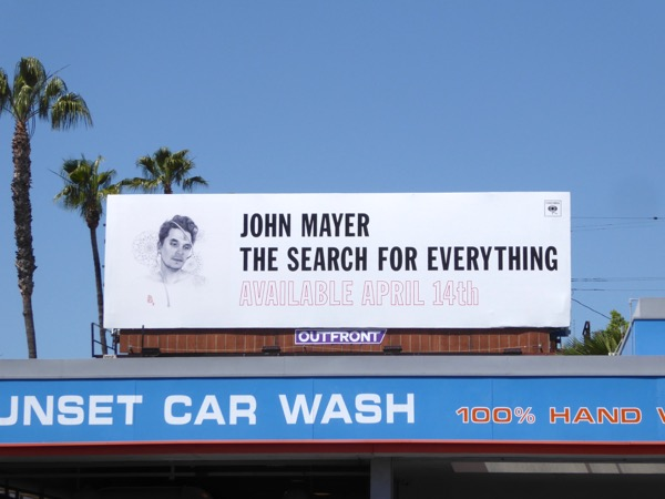 John Meyer Search for Everything billboard