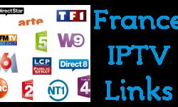 france IPTV Links - france IPTV M3U Playlist 11-03-2019