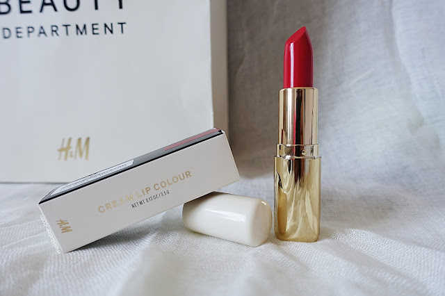 hm beauty, hm beauty department, hm beauty cream lip colour, hm beauty cream lip color, hm beauty cream lip colour review, hm beauty cream lip color review