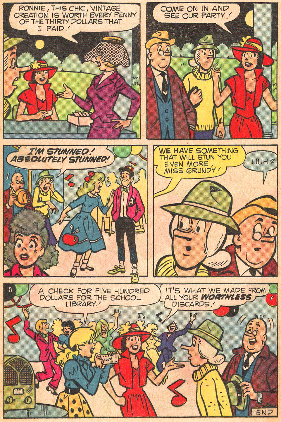 Read online Archie's Girls Betty and Veronica comic -  Issue #309 - 24
