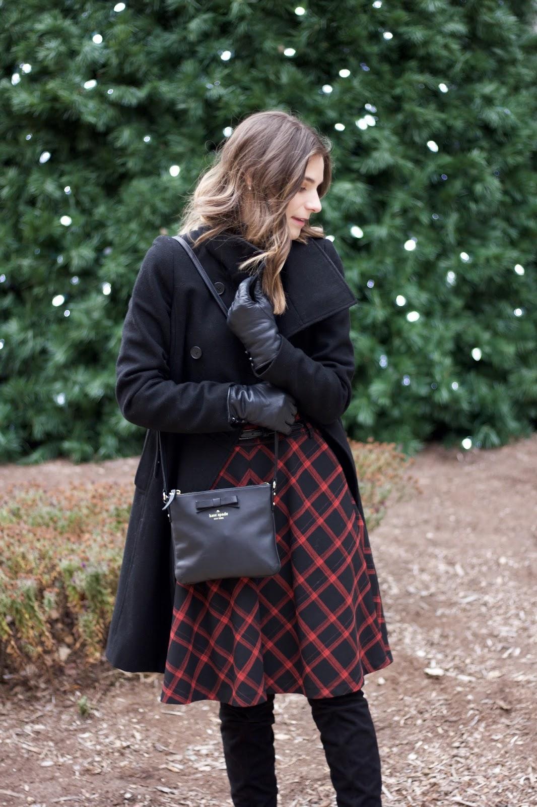 Kate Spade black cross body bag