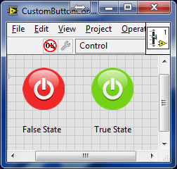 Labvolution | LabVIEW: Creating custom buttons
