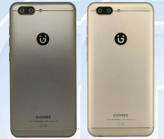 Gionee S10 with Dual 13MP Rear Cameras Visits GFXBench