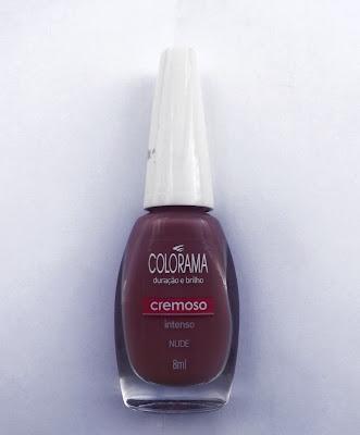 Esmalte Cremoso Colorama