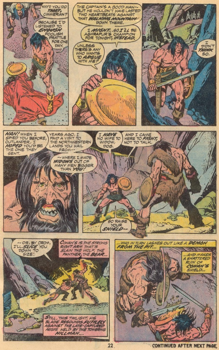 Conan the Barbarian (1970) 31 Page 15