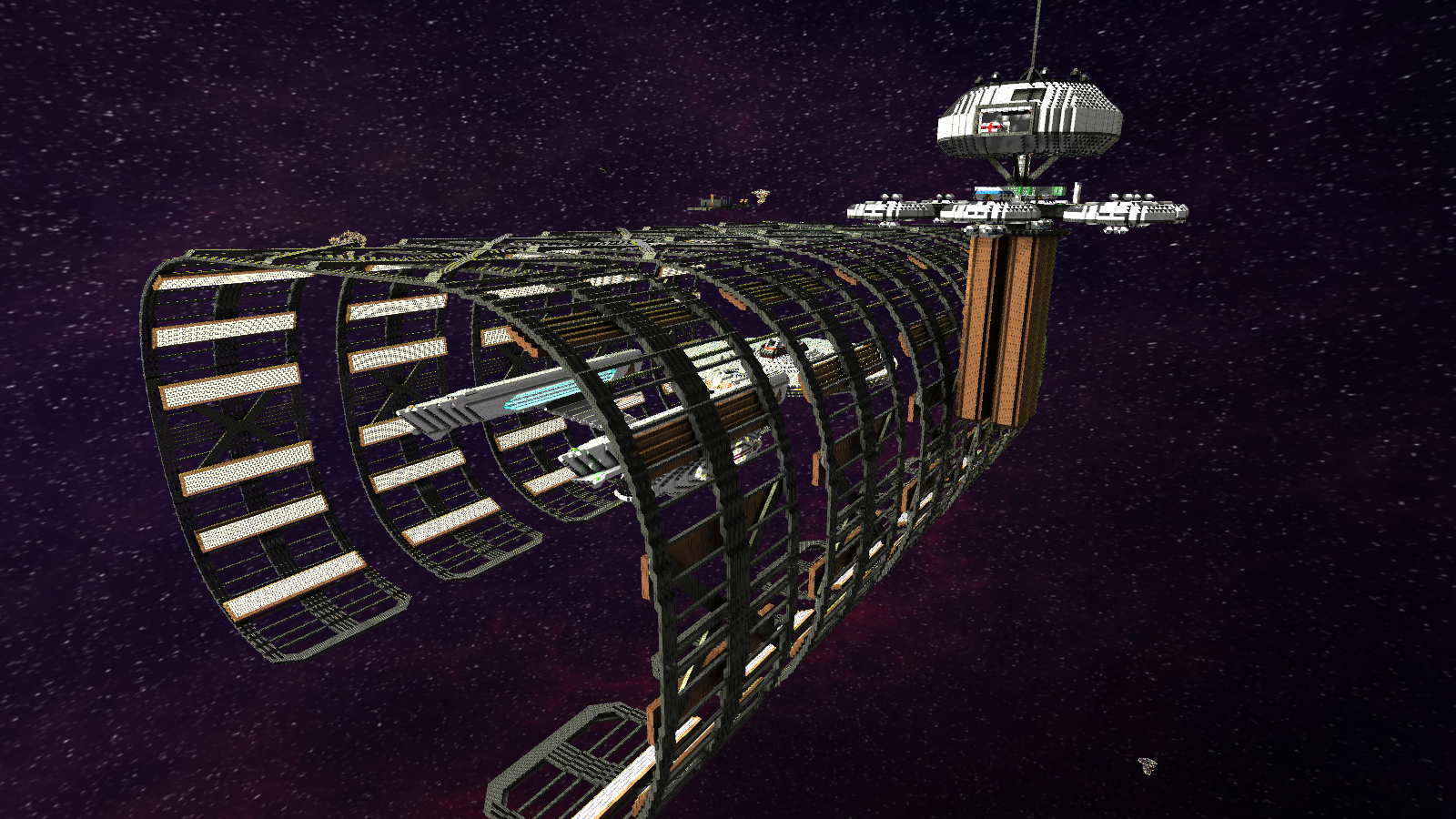 StarMade Space Station (page 2) - Pics about space
