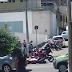 Queda de moto na av. Hermes da Fonseca
