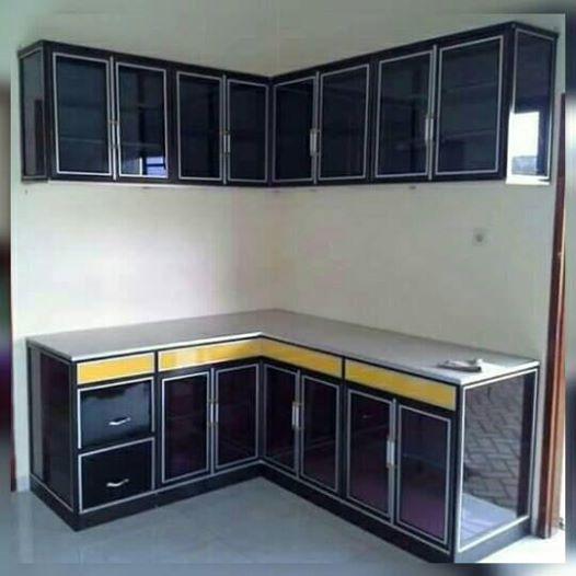 Setya Mandiri Ajibarang Kitchen Set Aluminium Ajibarang Purwokerto