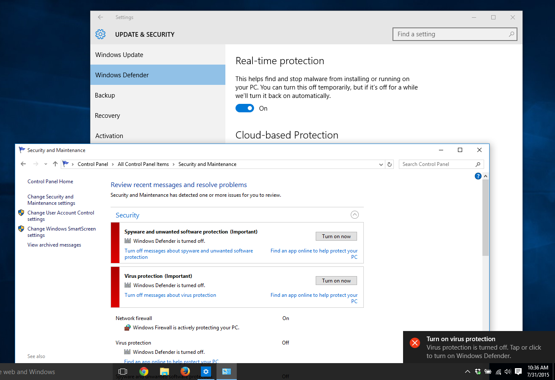 Cara Disable-Enable <b>Windows</b> <b>Defender</b> <b>Windows</b> 8.1 | ITPOIN