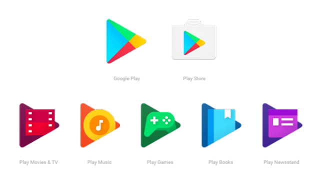 Google Announced New Attractive Google Play App Icons