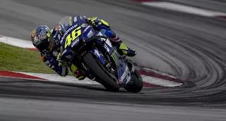 Rossi Bertekad Tampil Baik di MotoGP Austin