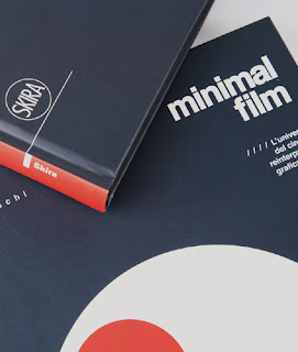 Minimal Film: The Universe of Cinema Reinterpreted Graphically [Hardcover]