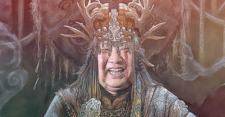 kim dzong un szaman