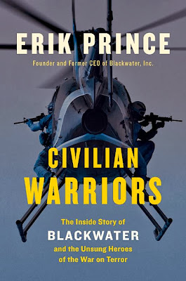 Civilian Warriors by Erik Prince – Book cover