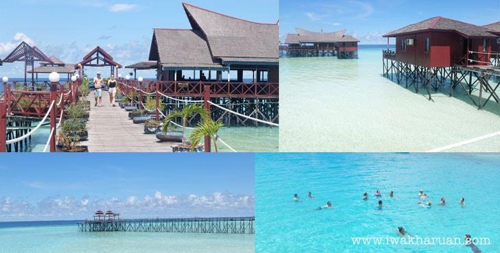 Pulau Maladewa versi Indonesia Hanya Di Maratua