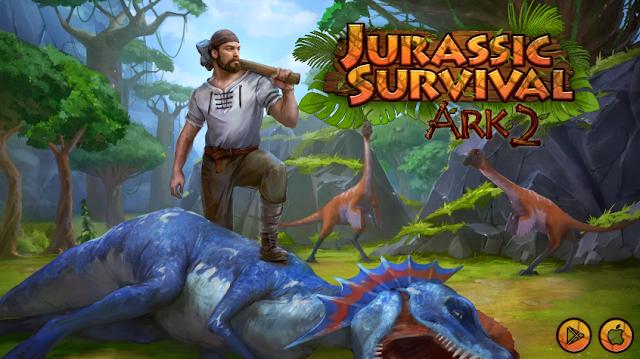 Download Jurassic Survival Island: ARK 2 Evolve Mod Apk Terbaru