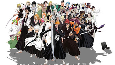 Downlaod Aniem Bleach FULL 366 Episode Bacth RAR Subtitle Indonesia
