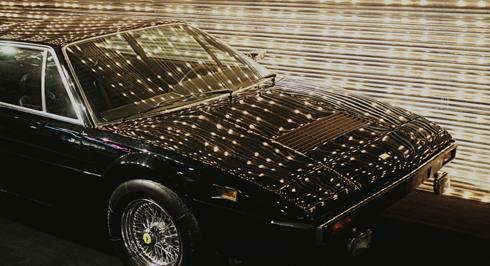 Elvis 1975 Ferrari Dino 308 GT4