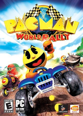 Pac Man World Rally Full Tek Link