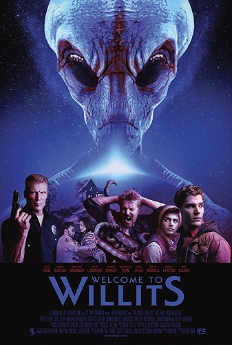 Film Welcome to Willits 2017 Bioskop