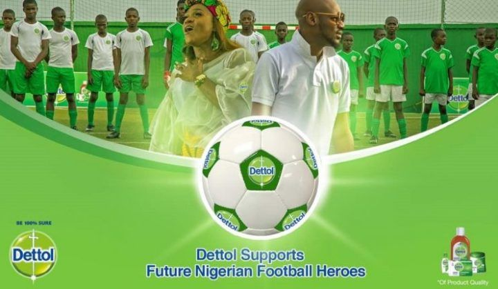 New Audio | 2Baba ft Waje – Dettol Future Football Heroes | Download Mp3