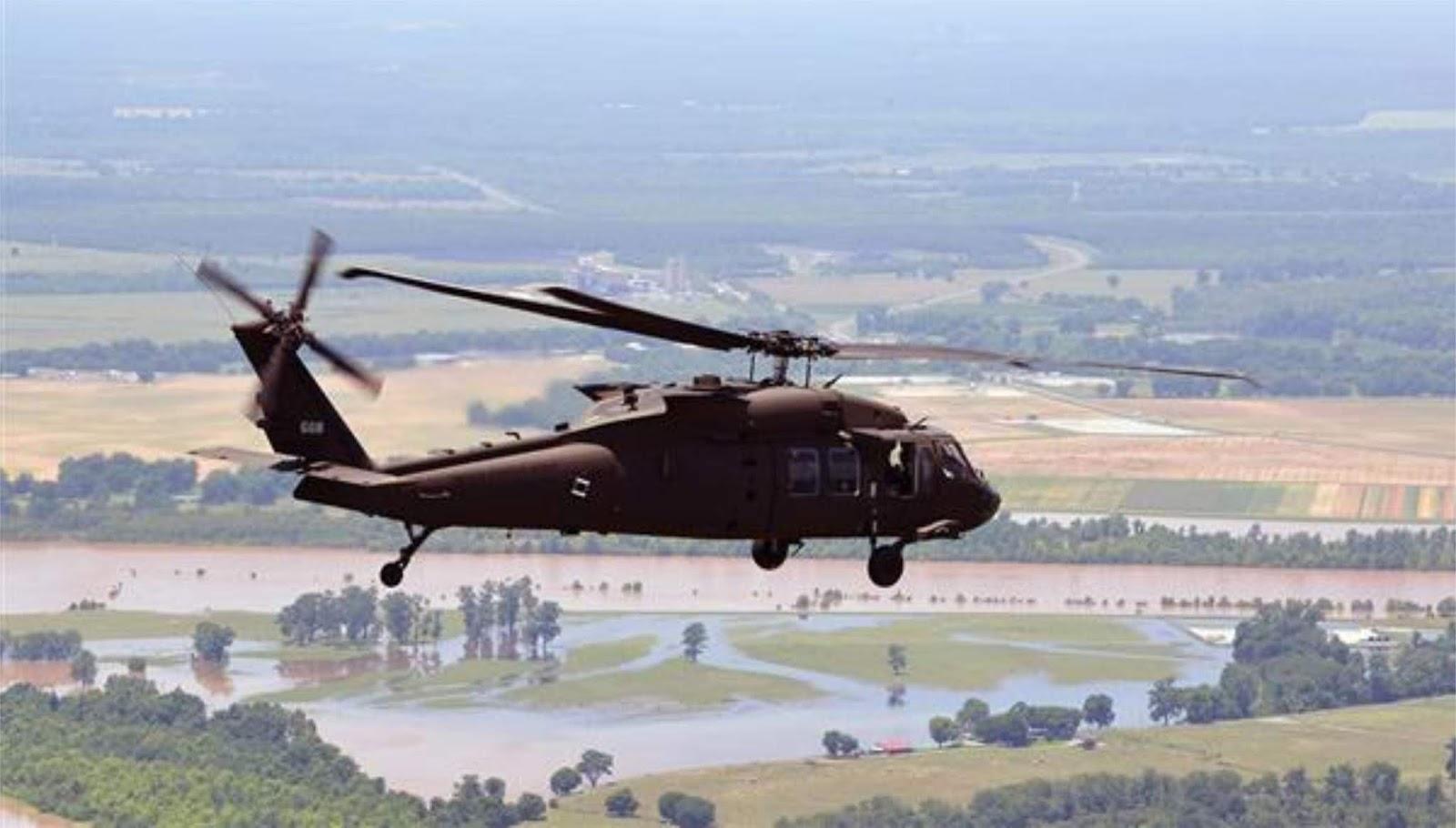 Kementerian Luar Negeri AS menyetujui penjualan helikopter Black Hawk ke Latvia